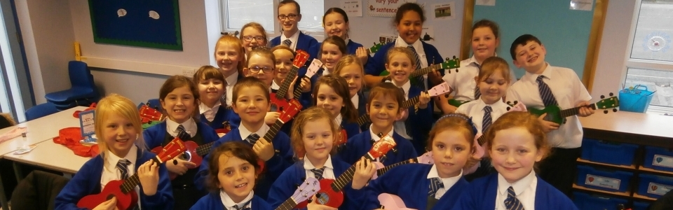 Choir and ukulele club